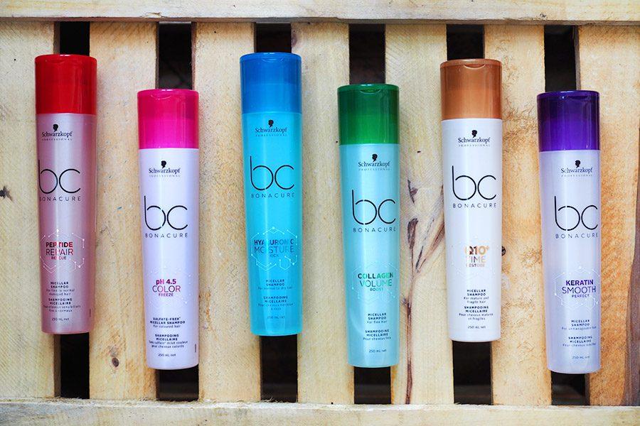 Nová, vylepšená domáca starostlivosť na vlasy BC Bonacure