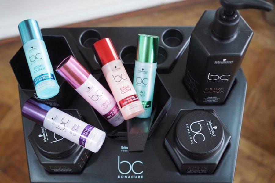 Vlasové ošetrenie BC Fibre Clinix obnovujúce vlasovú štruktúru